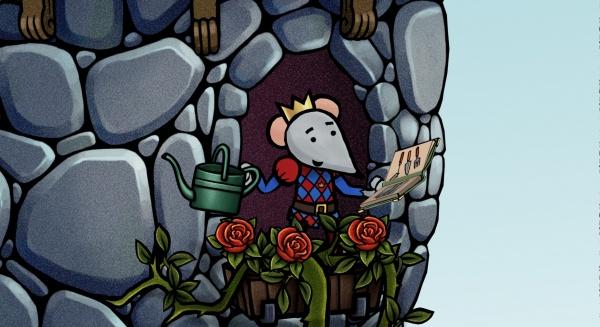 De Tuinwedstrijd afbeelding